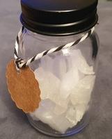 Flesje bergkristal